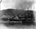 Alaska Commercial Company buildings in Kodiak, June 1908