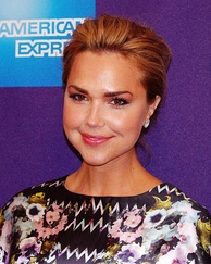 Arielle Kebbel plays the devious and manipulative Vanessa Shaw