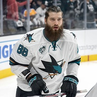 During the 2011 NHL Entry Draft the Sharks acquired Brent Burns through a trade with the Minnesota Wild.
