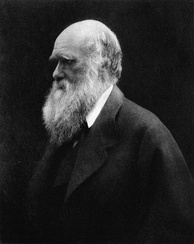 Charles Darwin—whose family was also benefactor of Darwin College