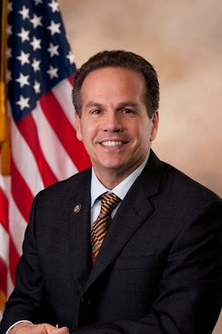 Cicilline's official 112th Congress portrait