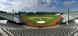 Fort Bragg Stadium was built solely to host the Fort Bragg Game