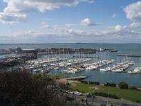 The harbour at Howth