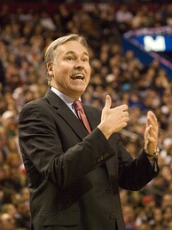 "Mike D'Antoni said that the players should feel ""very fortunate"" to play on Christmas Day and said that they could adjust their schedules a bit."