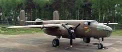 B-25J 44-29507 Sarinah of the Duke of Brabant's Air Force