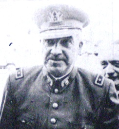 Commander-in-Chief of the Chilean Army, the constitutionalist René Schneider (1913–1970), was killed by rogue fellow officers, who were met by CIA, but cut adrift before the shooting.[242][243]