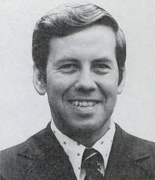 Lugar in 1977, during his first term in the Senate
