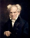 Arthur Schopenhauer, a German philosopher best known for his book, The World as Will and Representation. He has influenced many other thinkers through his work.