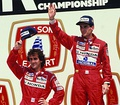 Molson's sponsored the Grand Prix in Montreal during Senna and Prost's day