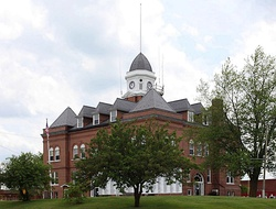 Worth County Courthouse