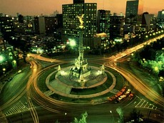 Mexico City – The largest metropolitan area in the Americas, with a population of 22,300,000 in 2017.[citation needed]