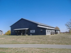 Camp Nelson Interpretive Center