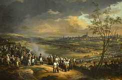 Surrender of the town of Ulm, 20 October 1805