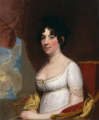 "Dolley Madison was said to be the first wife of a president to be referred to as ""First Lady"" (this was at her funeral in 1849)."