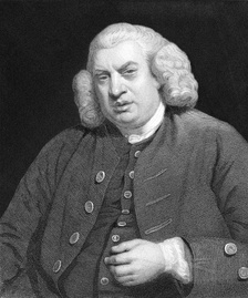 Samuel Johnson was born in Breadmarket Street in 1709