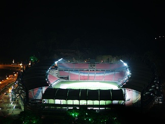 Estadio Metropolitano de Mérida.