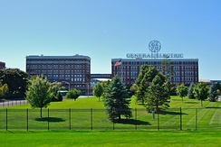 GE facility in Schenectady, New York