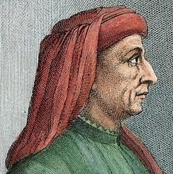 Filippo Brunelleschi, one of the key figures in architecture and the founder of the Renaissance.