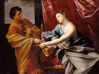 Joseph and Potiphar's Wife, by Guido Reni 1630