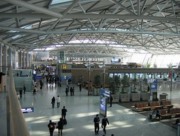Inside Incheon International Airport