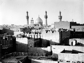 Mosque in Karbala (1932)