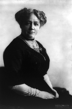 Attorney Mary Baird Bryan, the wife of William Jennings Bryan