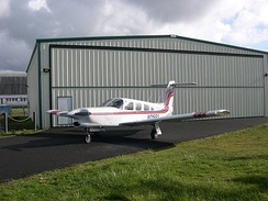 Piper PA-32-RT-300T Turbo Lance II