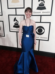 Patricia Price at the 57th Annual Grammy Awards