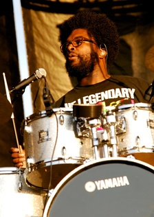 Questlove played drums, co-wrote four songs, and assisted D'Angelo.