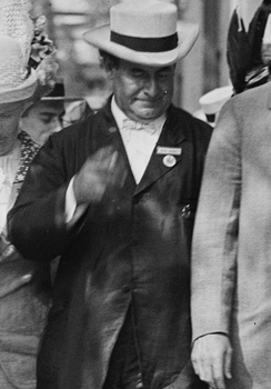Bryan attending the 1912 Democratic National Convention