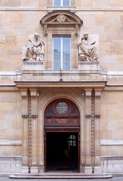 The École normale supérieure (ENS) in Paris, established in the end of the 18th century, produces more Nobel Prize laureates per capita than any other institution in the world.[335]