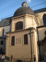 Wisniowiecki Chapel (Latin Cathedral in Lviv)