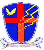 Emblem of the World War II 406th Fighter Group