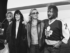 ABBA is one of the best-selling music artists of all time