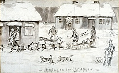 Coming in for Christmas (H. Bullock Webster)