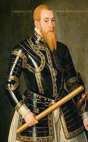 The era of Swedish rule in Estonia started under the rule of King Eric XIV