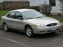 Ford Taurus, introduced in 1985