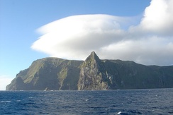 Gough and Inaccessible Islands were declared World Heritage Site by UNESCO in 1995.