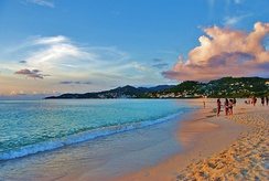Grand Anse beach, St. George's, Grenada