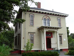 Bartlett Museum, Inc. in Amesbury, Massachusetts