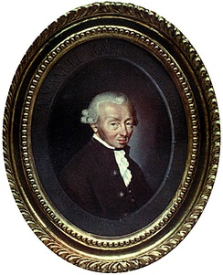 Immanuel Kant by Carle Vernet (1758–1836)