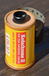 Kodachrome II - Film for color slides