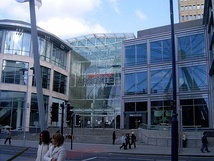 The Manchester Arndale is the 7th largest shopping centre in the UK