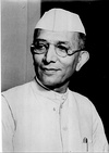 Morarji Desai During his visit to the United States of America .jpg
