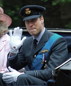 Prince William is the current President of the FA.