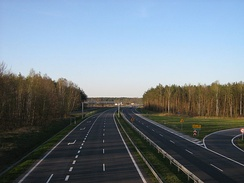 The S3 Expressway links Szczecin with its airport (at Goleniów) and Baltic ferry terminal (in Świnoujście), as well as with the major cities of Western Poland to the south – Gorzów Wielkopolski and Zielona Góra