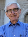 Tony Evers - Politician and educator, 46th current Governor of Wisconsin