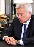 Vagit Alekperov, President of the leading Russian oil company LUKOIL.