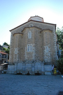 View of the church.