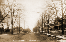 Hillside Avenue, c. 1913–1916